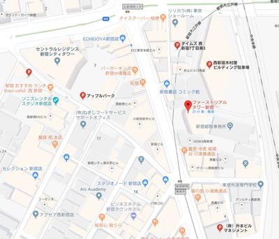 Chuushajyou_shinjyuku
